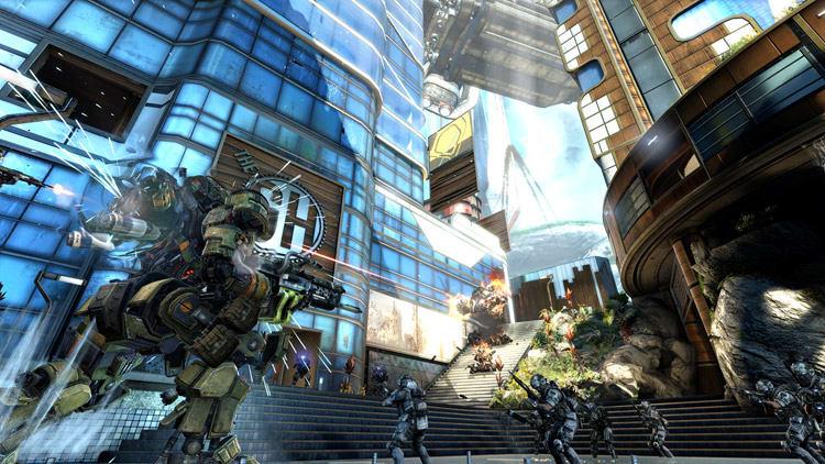 Titanfall Frontier's Edge DLC