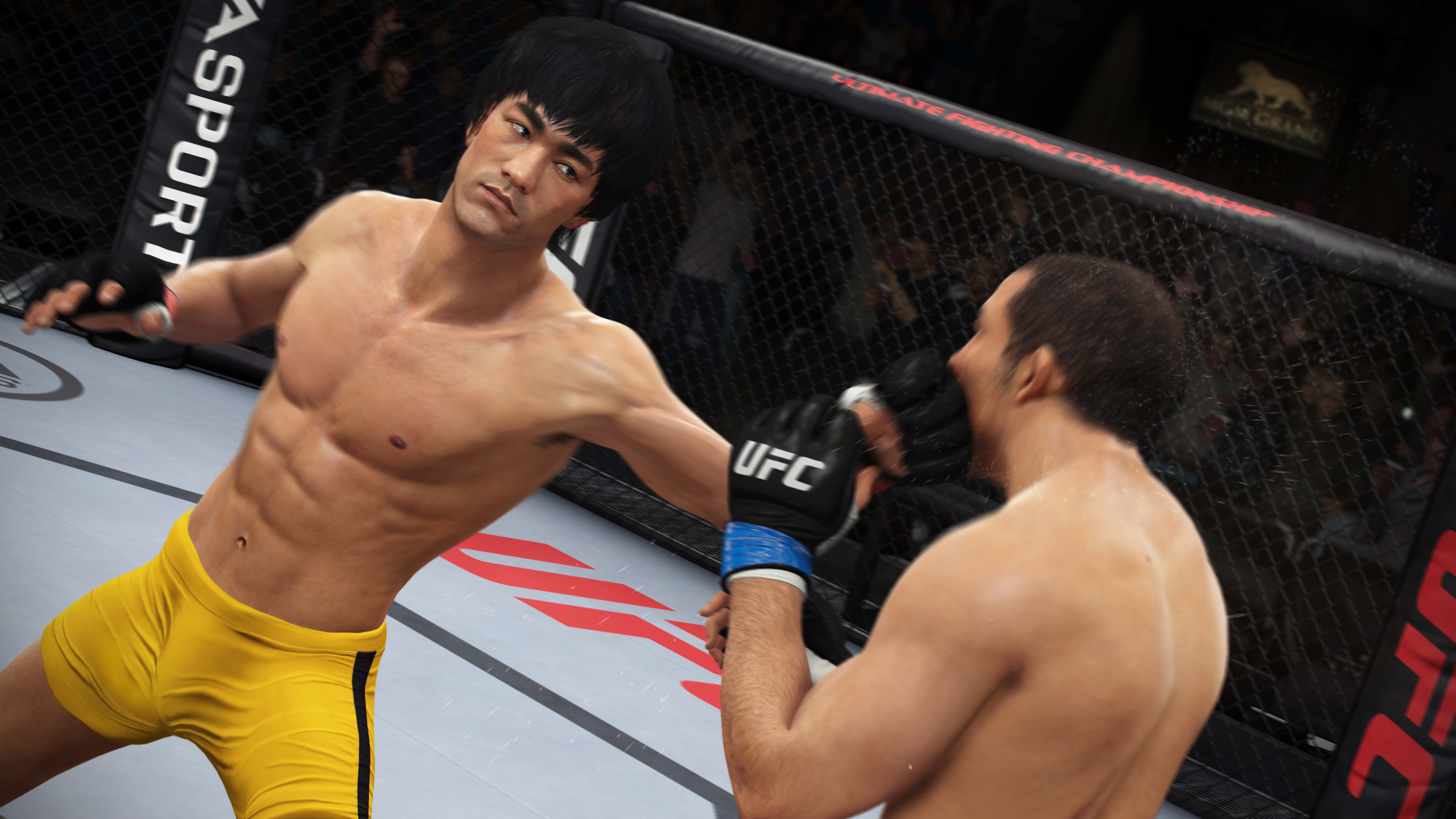 EA SPORTS UFC Review from GAME.