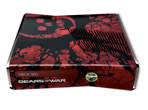 Gears of War 3 Xbox 360 Slim