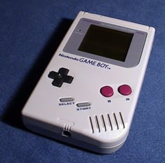 Nintendo GameBoy - ahh, memories
