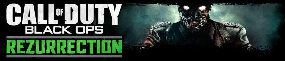 COD Black Ops Zombies &quot-REZURRECTION&quot- Map Pack - FACTORY Gameplay ...