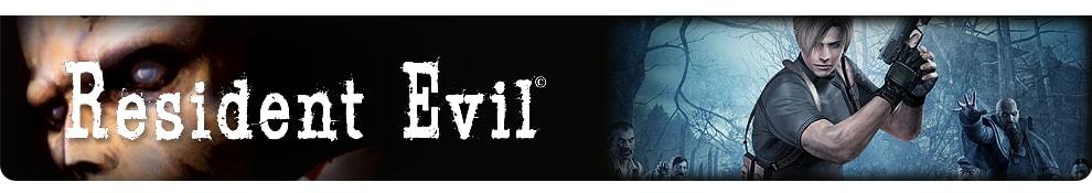 Resident Evil Header Image