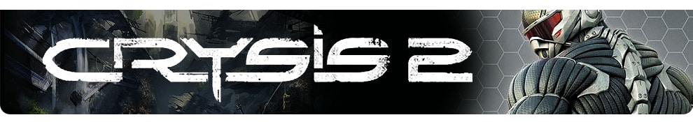 Crysis 2 Header Image