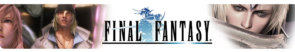 Final Fantasy Header Image