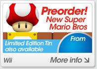 New Super Mario Bros - Preorder Now!