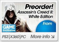 Assassin's Creed II - White Edition Available
