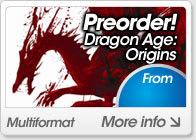 Dragon Age: Origins - Preorder Now!