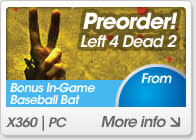 Left 4 Dead 2 - Preorder Now!