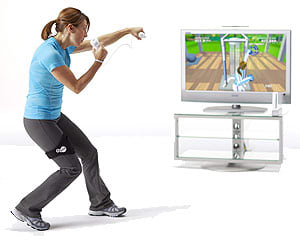 EA Sports Active on Wii at GAME