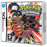 Pokemon Platnium on DS