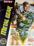 Metal Gear on the Nintendo Entertainment System