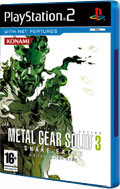 Metal Gear Solid 3 on PlayStation 2