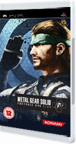 Metal Gear Solid: Portable Ops on Sony PSP