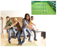 Game Website Entralled With Wii