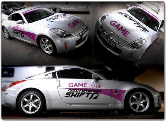 GAME 350z