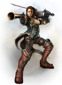 Fable 2 character
