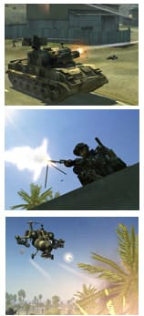 Battlefield 2 (PC, 2005) Screens