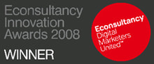 E-consultancy Innovation Awards for Digital Marketing & Commerce