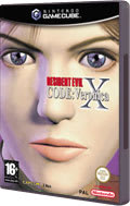 Resident Evil Code: Veronica
