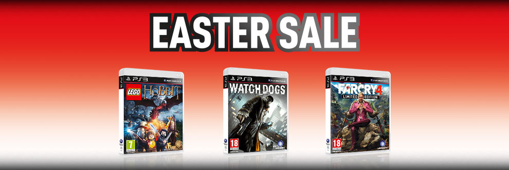 PlayStation 3 Easter Sale - Buy Now at GAME.co.uk!