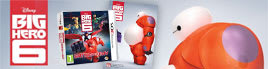 Big Hero 6 competition - GAME Junior Club!