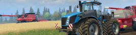 Editor's Choice: Farming Simulator 15
