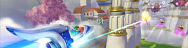 Feature: Skylanders SuperChargers