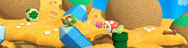 Editor's Choice: Yoshi's Woolly World