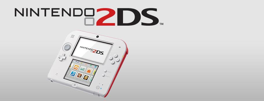 Nintendo 2DS £79.99 Price Drop - Buy now at GAME.co.uk