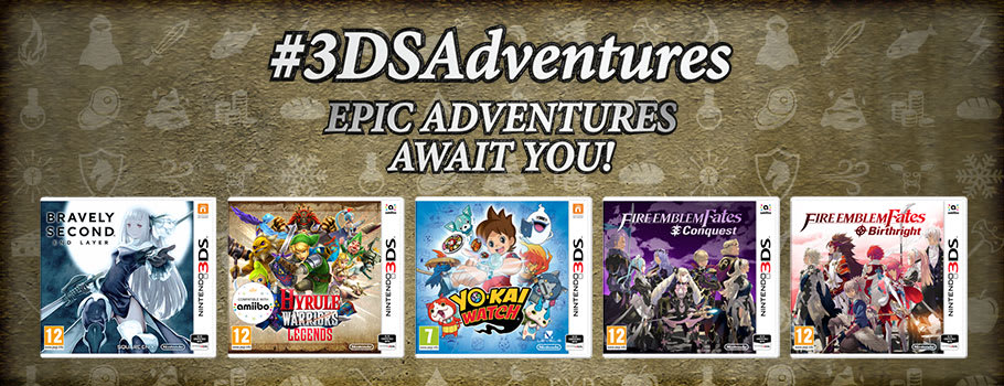 3DS Adventures - Buy Now at GAME.co.uk!