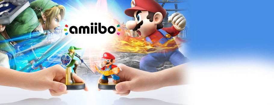 Amiibo for September for GAME Junior - Preorder Now at GAME.co.uk!