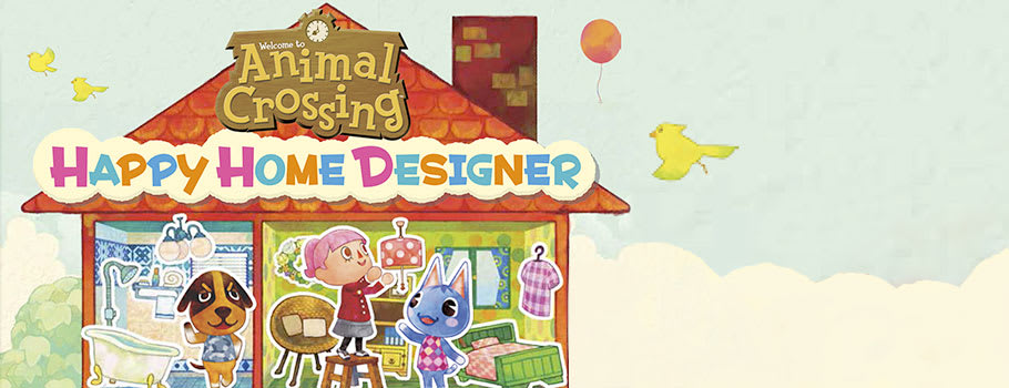 Animal Crossing Happy Home Designer  from Nintendo eShop - Download Now at GAME.co.uk!