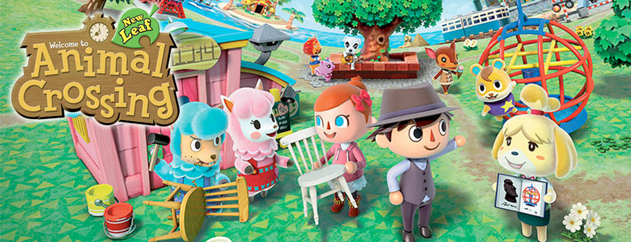Animal Crossing: New Leaf from Nintendo eShop for Nintendo 3DS - Download Now at GAME.co.uk!