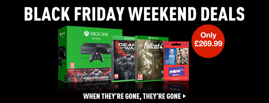 Black Friday Software Deals - Preorder Now at GAME.co.uk!