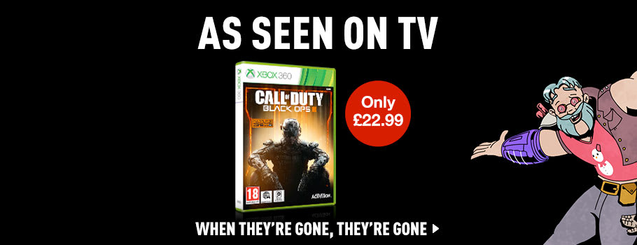 As Seen on TV for Xbox 360 - Buy Now at GAME.co.uk!