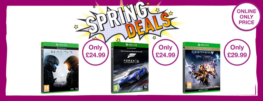 Bank Holiday for Xbox One Games - Buy Now at GAME.co.uk!