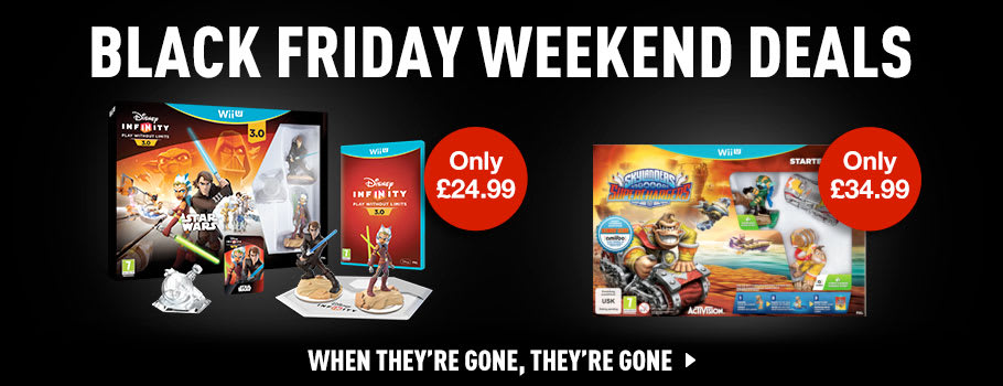 Black Friday Deals - Buy Now at GAME.co.uk!
