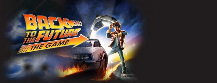 Back to the Future 30th Anniversary for Xbox One - Preorder Now at GAME.co.uk!
