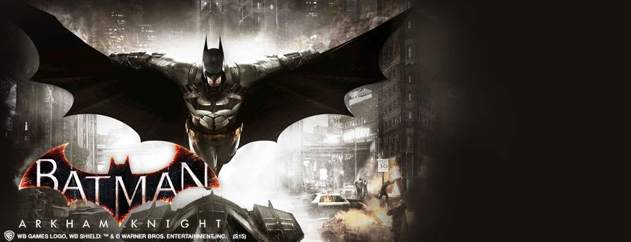 Batman Arkham Knight for PC Download - Preorder Now at GAME.co.uk!