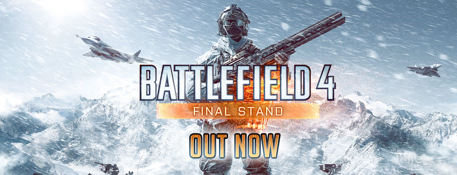 Battlefield 4 The Final Stand for Xbox Live - Download Now at GAME.co.uk!