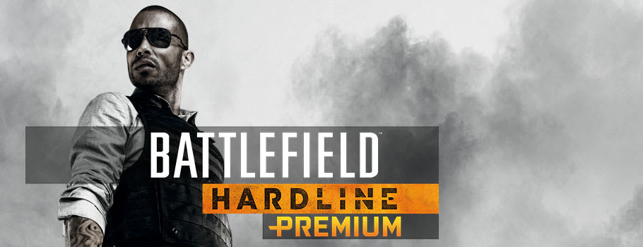 Battlefield Hardline Premium for PlayStation Network - Download Now at GAME.co.uk!