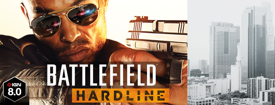 Battlefield Hardline for Xbox 360 - Preorder Now at GAME.co.uk!