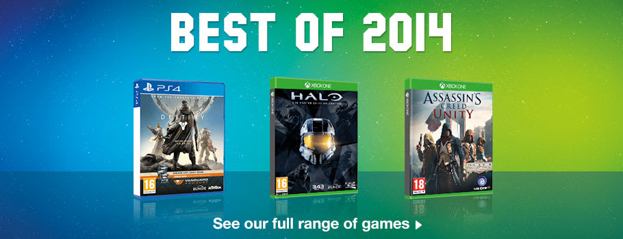 Best of 2014 Deals - Buy Now at GAME.co.uk!