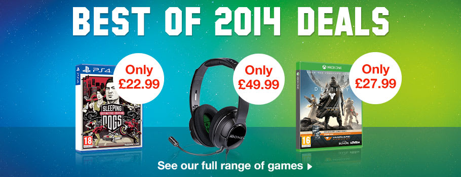 Best of 2014 Deals