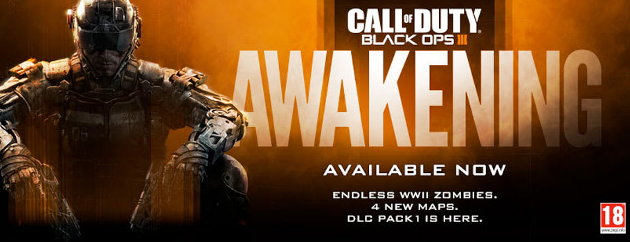 DLC Pack 1 for Call of Duty: Black Ops III on PSN - Download Now at GAME.co.uk!