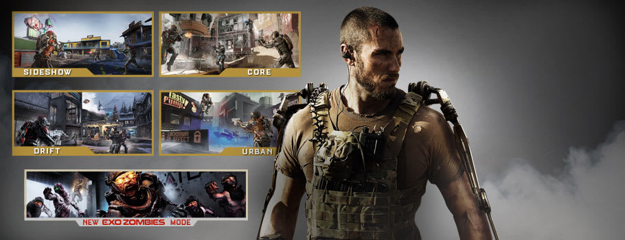 Call of Duty: Advanced Warfare HAVOC Content  - Download Now at GAME.co.uk!