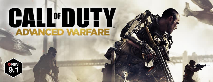 Call of Duty: Advanced Warfare for PlayStation 3 - Buy Now at GAME.co.uk!