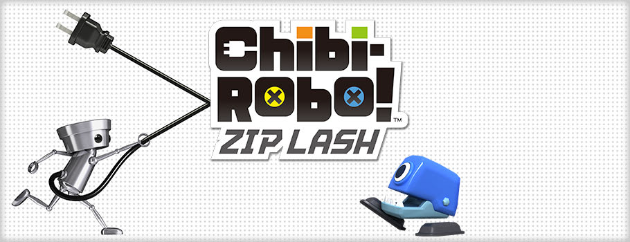 Chibi Robo! Zip Lash for Nintendo 3DS - Preorder Now at GAME.co.uk!