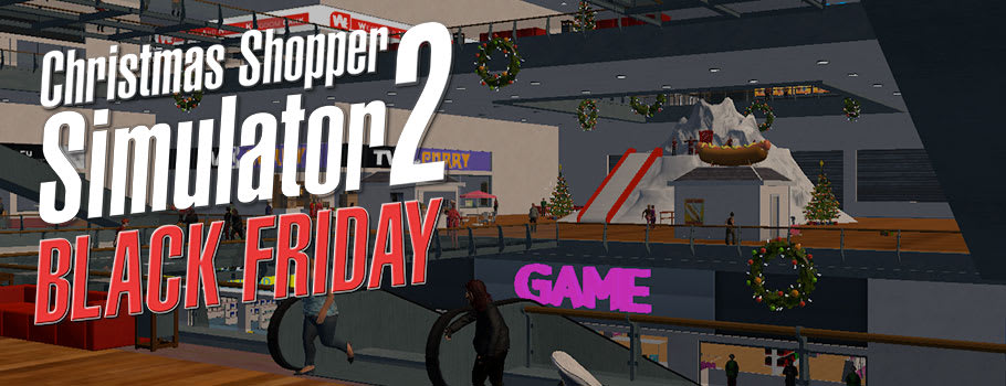 Christmas Shopping Simulator 2 for PC Download - Download Now at GAME.co.uk!