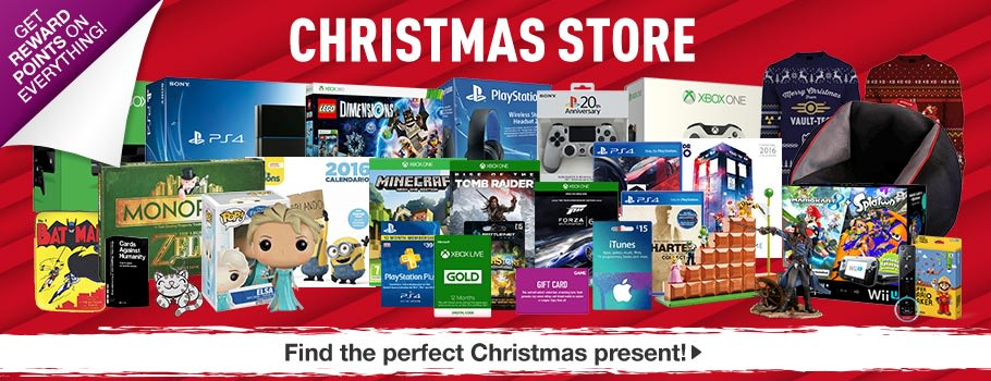 Christmas Gift Ideas - Buy it Now at GAME.co.uk